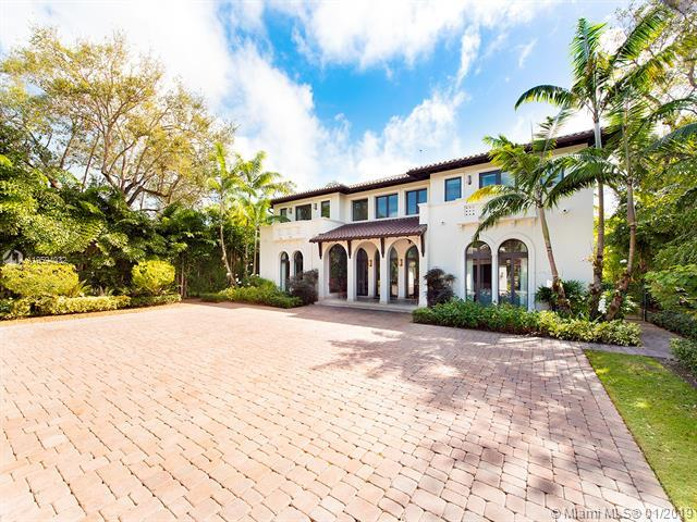 5880 SW 94th St, Pinecrest, FL 33156 (MLS #A10594032) :: Ray De Leon with One Sotheby's International Realty