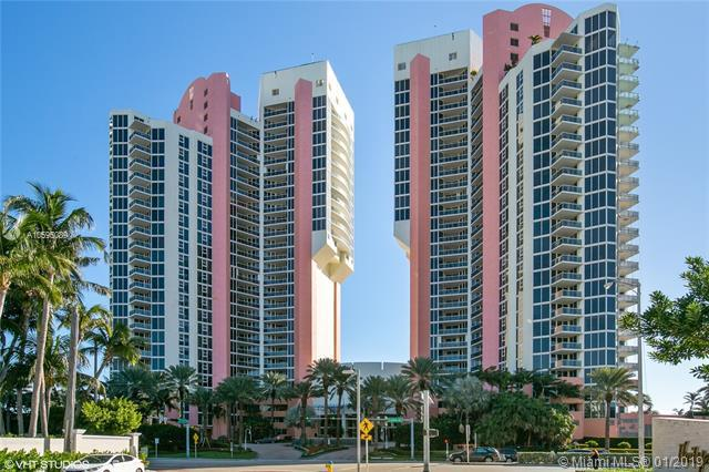 19333 Collins Ave #1802, Sunny Isles Beach, FL 33160 (MLS #A10595089) :: Grove Properties