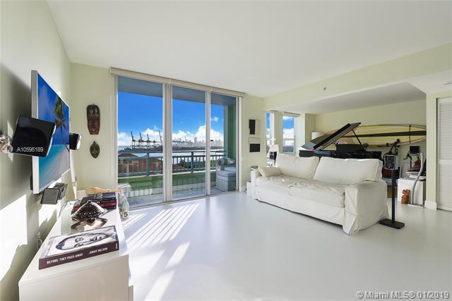 90 Alton Rd #806, Miami Beach, FL 33139 (MLS #A10595189) :: The Teri Arbogast Team at Keller Williams Partners SW