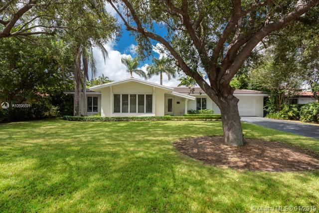 12520 Ramiro St, Coral Gables, FL 33156 (MLS #A10595591) :: The Maria Murdock Group
