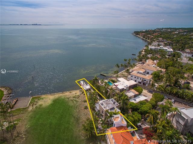 3523 N Bay Homes, Coconut Grove, FL 33133 (MLS #A10595682) :: Grove Properties