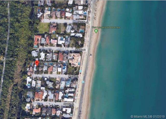 3305 NE 16th Ct, Fort Lauderdale, FL 33305 (MLS #A10595762) :: The Teri Arbogast Team at Keller Williams Partners SW