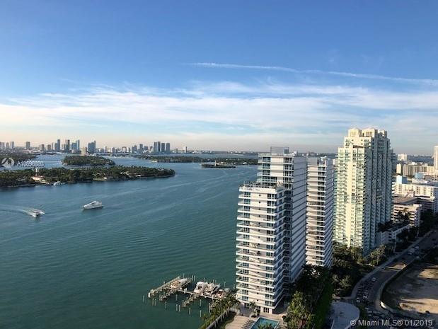 450 Alton Rd #2804, Miami Beach, FL 33139 (MLS #A10596850) :: The Teri Arbogast Team at Keller Williams Partners SW