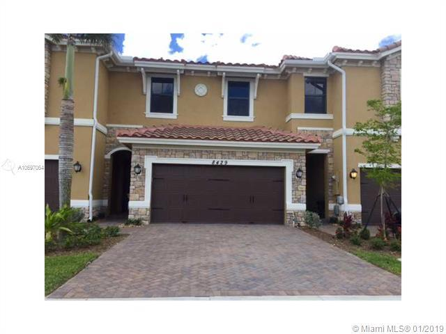 8429 Lakeview Trail #8429, Parkland, FL 33076 (MLS #A10597064) :: The Chenore Real Estate Group