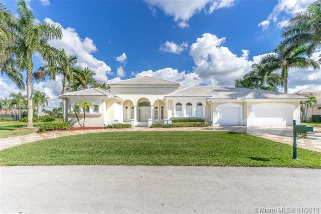 3150 W Stonebrook Cir, Davie, FL 33330 (MLS #A10597247) :: The Paiz Group