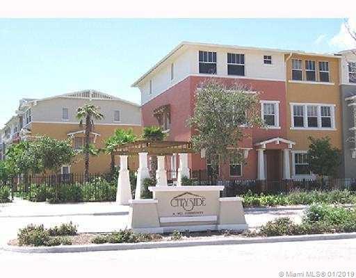 840 Marina Del Ray Ln #5, West Palm Beach, FL 33401 (MLS #A10597310) :: The Teri Arbogast Team at Keller Williams Partners SW