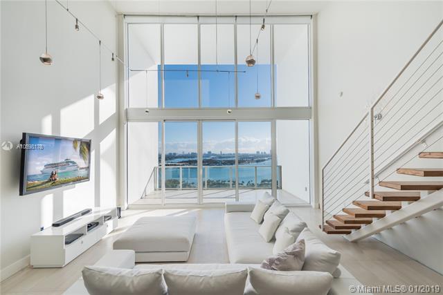 1040 Biscayne Blvd #2202, Miami, FL 33132 (MLS #A10598178) :: ONE Sotheby's International Realty