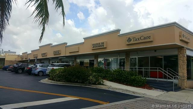 101 S State Road 7 #101, Plantation, FL 33317 (MLS #A10598884) :: The Teri Arbogast Team at Keller Williams Partners SW