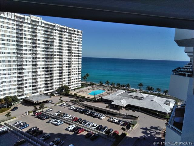 1980 S Summer Seasonal/ Ocean Dr 14P, Hallandale, FL 33009 (MLS #A10599009) :: The Chenore Real Estate Group