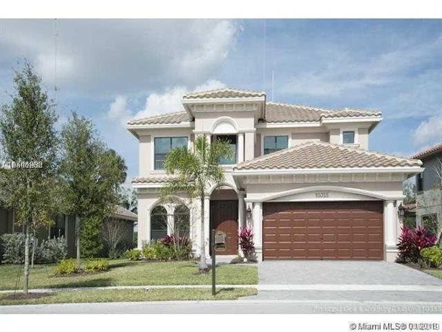 10355 Cameilla St #10355, Parkland, FL 33076 (MLS #A10599093) :: The Chenore Real Estate Group