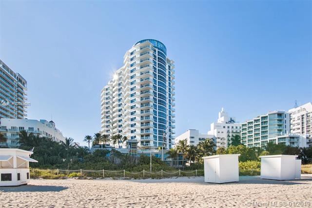 3801 Collins Ave #1103, Miami Beach, FL 33140 (MLS #A10599441) :: Miami Lifestyle