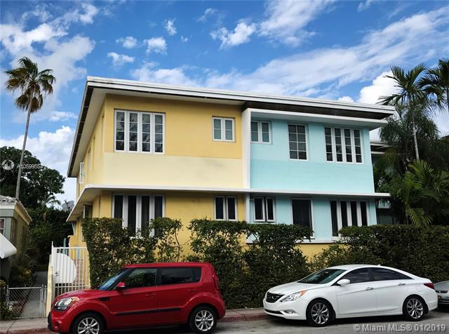 800 Lenox Ave #4, Miami Beach, FL 33139 (MLS #A10599554) :: Prestige Realty Group