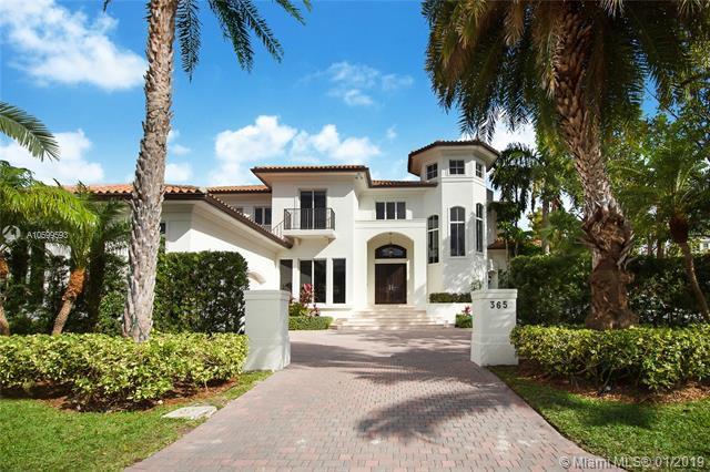 365 Gulf Rd, Key Biscayne, FL 33149 (MLS #A10599593) :: The Maria Murdock Group
