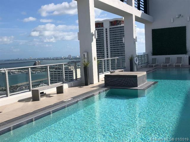 151 SE 1st St #909, Miami, FL 33131 (MLS #A10599629) :: The Adrian Foley Group