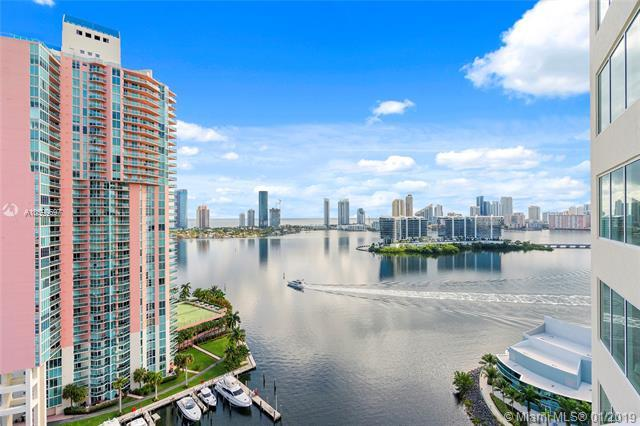 3330 NE 190th St #2014, Aventura, FL 33180 (MLS #A10599697) :: The Jack Coden Group