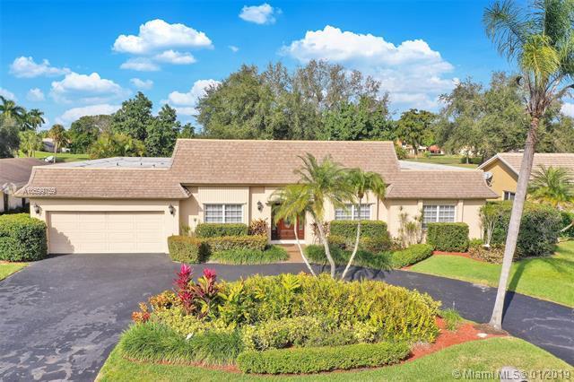 9641 Conch Shell Manor, Plantation, FL 33324 (MLS #A10599759) :: Prestige Realty Group
