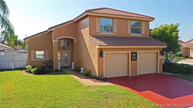 16590 NW 5th Ct, Pembroke Pines, FL 33028 (MLS #A10599915) :: The Teri Arbogast Team at Keller Williams Partners SW