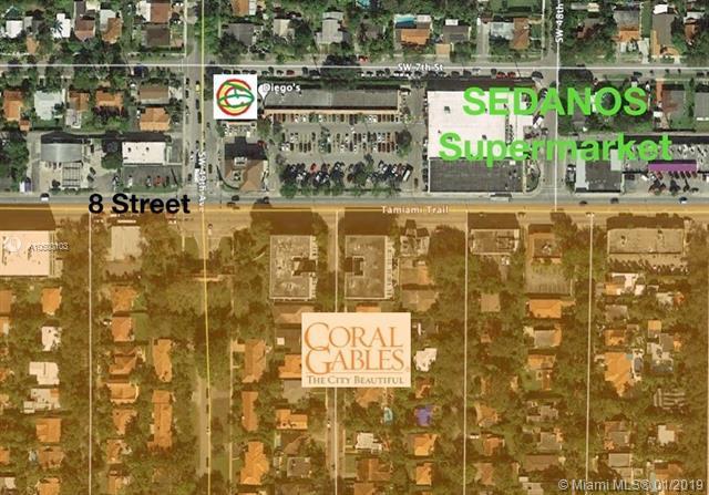4825 SW 8 Street, Coral Gables, FL 33134 (MLS #A10600103) :: Carole Smith Real Estate Team