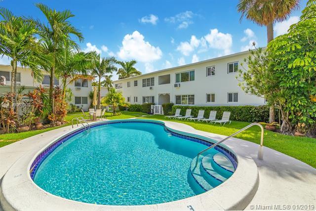624 Antioch Ave #5, Fort Lauderdale, FL 33304 (MLS #A10600120) :: The Teri Arbogast Team at Keller Williams Partners SW