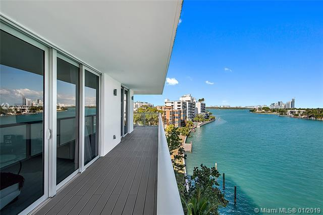 9901 E Bay Harbor Dr #601, Bay Harbor Islands, FL 33154 (MLS #A10600308) :: The Brickell Scoop