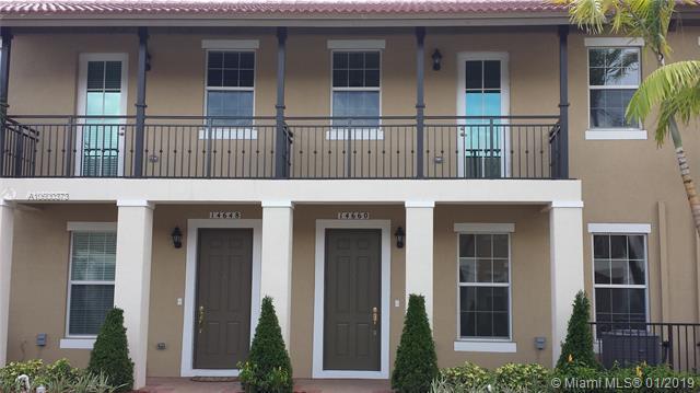 14660 SW 14th St, Pembroke Pines, FL 33027 (MLS #A10600373) :: Green Realty Properties