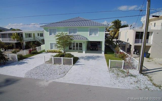 119 Coral Ave, Other City - Keys/Islands/Caribbean, FL 33070 (MLS #A10600401) :: The Teri Arbogast Team at Keller Williams Partners SW