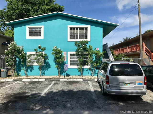 632 SW 16 AVE., Fort Lauderdale, FL 33312 (MLS #A10600769) :: The Teri Arbogast Team at Keller Williams Partners SW
