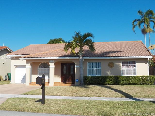 14473 SW 174th St, Miami, FL 33177 (MLS #A10600861) :: Green Realty Properties