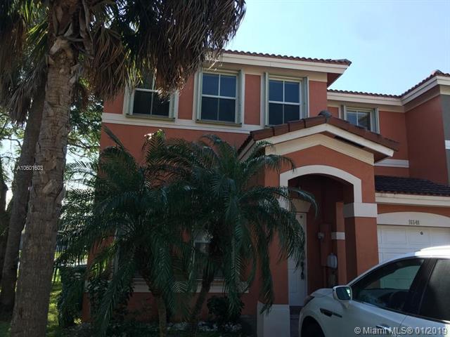 16548 SW 47th Ter #16548, Miami, FL 33185 (MLS #A10601603) :: Prestige Realty Group