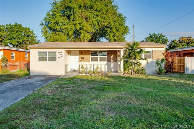3211 SW 66th Ter, Miramar, FL 33023 (MLS #A10602129) :: Green Realty Properties