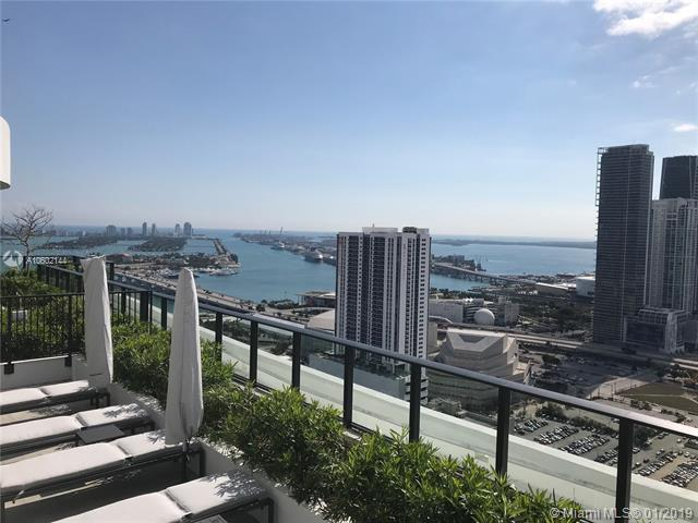 1600 NE 1st Ave #1906, Miami, FL 33132 (MLS #A10602144) :: The Adrian Foley Group