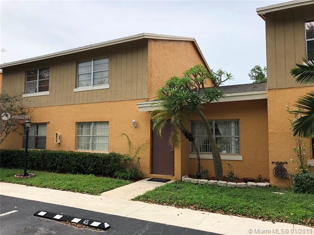 7345 W Sunrise Blvd #7345, Plantation, FL 33313 (MLS #A10602163) :: The Chenore Real Estate Group