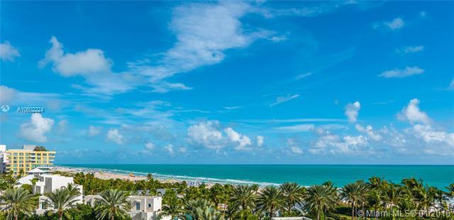 100 S Pointe Dr #708, Miami Beach, FL 33139 (MLS #A10602224) :: The Teri Arbogast Team at Keller Williams Partners SW