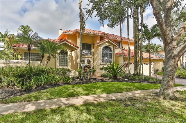 3318 Ottawa Ln, Cooper City, FL 33026 (MLS #A10602465) :: Green Realty Properties