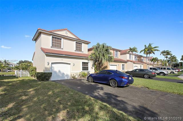 702 NW 173rd Ter, Pembroke Pines, FL 33029 (MLS #A10602611) :: The Teri Arbogast Team at Keller Williams Partners SW