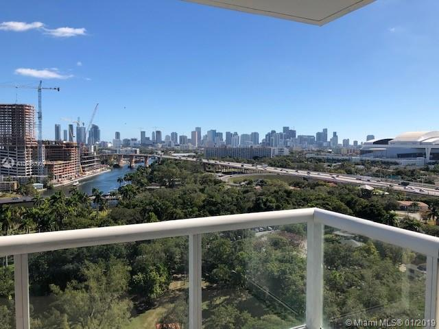 1861 NW S River Dr #1808, Miami, FL 33125 (MLS #A10603090) :: The Jack Coden Group