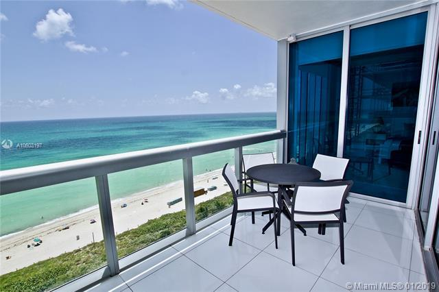 6899 Collins Ave #1105, Miami Beach, FL 33141 (MLS #A10603197) :: The Teri Arbogast Team at Keller Williams Partners SW