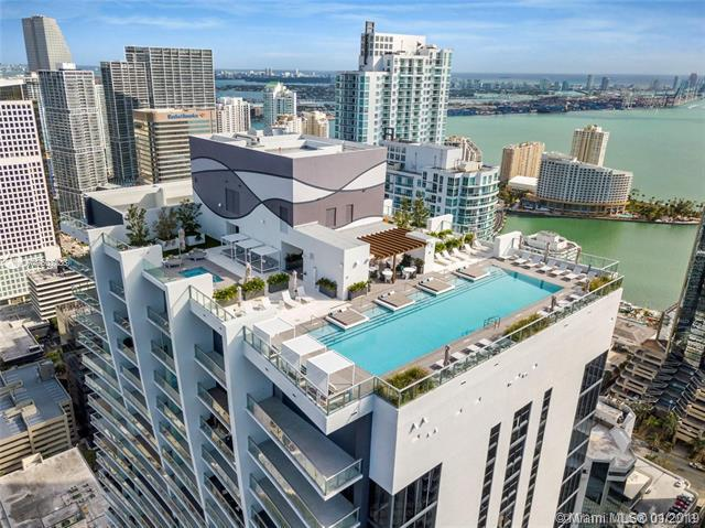 1010 Brickell Avenue #4209, Miami, FL 33131 (MLS #A10603436) :: The Adrian Foley Group