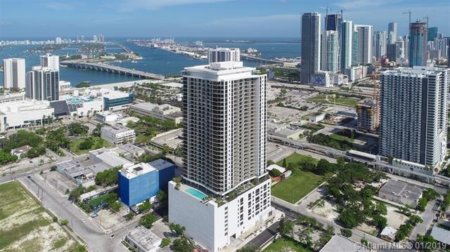1600 NE 1st Ave #3718, Miami, FL 33132 (MLS #A10603444) :: The Maria Murdock Group