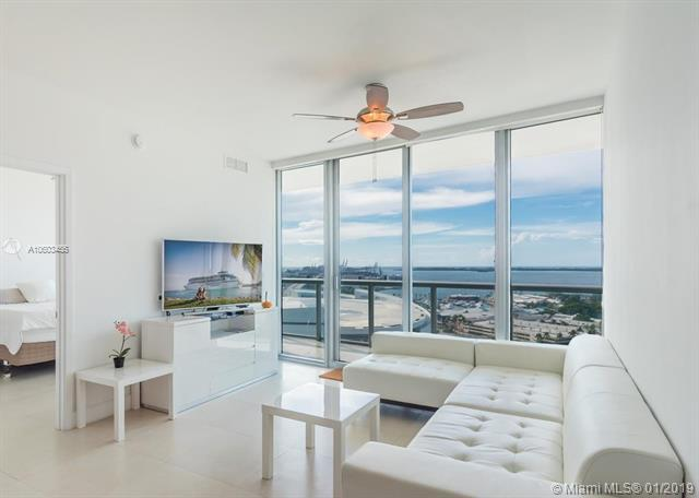 888 Biscayne Blvd #2103, Miami, FL 33132 (MLS #A10603455) :: The Adrian Foley Group