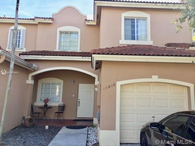14816 SW 9th Ln, Miami, FL 33194 (MLS #A10603604) :: Green Realty Properties