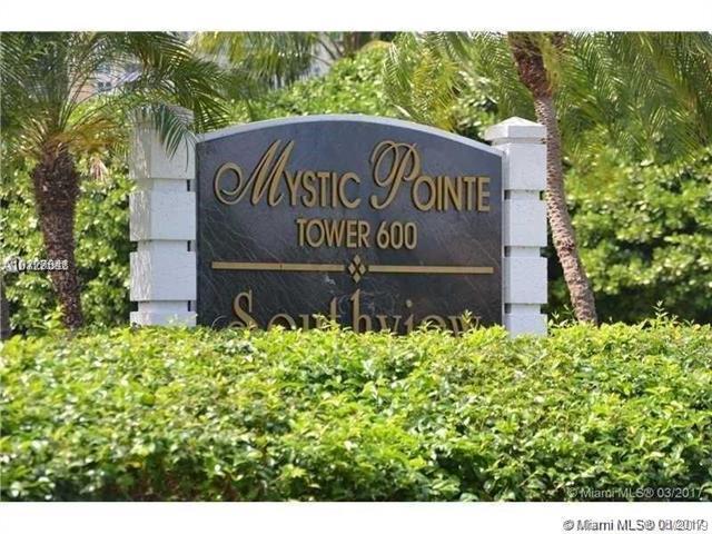 3400 NE 192nd St #1608, Aventura, FL 33180 (MLS #A10603608) :: Green Realty Properties