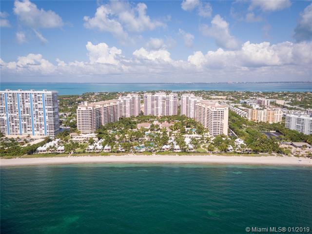 799 Crandon Blvd #1507, Key Biscayne, FL 33149 (MLS #A10603627) :: Carole Smith Real Estate Team