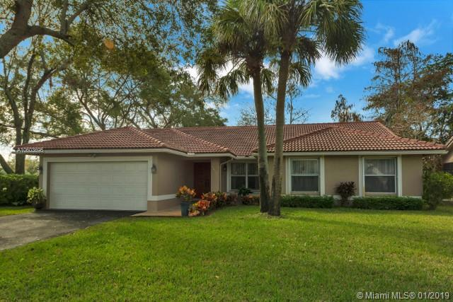 2320 NW 95th Ave, Coral Springs, FL 33065 (MLS #A10603695) :: Green Realty Properties