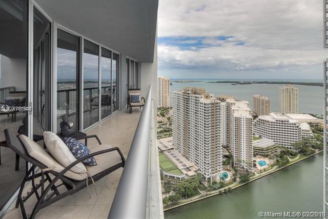 475 SE Brickell Ave #3809, Miami, FL 33131 (MLS #A10603925) :: The Riley Smith Group