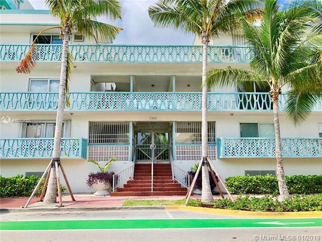 260 Ocean Dr #12, Miami Beach, FL 33139 (MLS #A10604088) :: The Jack Coden Group