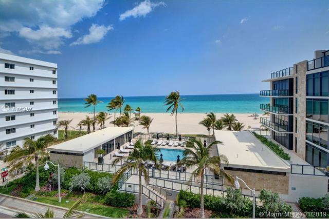 2101 S Surf Rd Phd, Hollywood, FL 33019 (MLS #A10604355) :: Laurie Finkelstein Reader Team