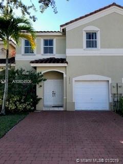 3876 SW 169th Ter, Miramar, FL 33027 (MLS #A10604506) :: Green Realty Properties