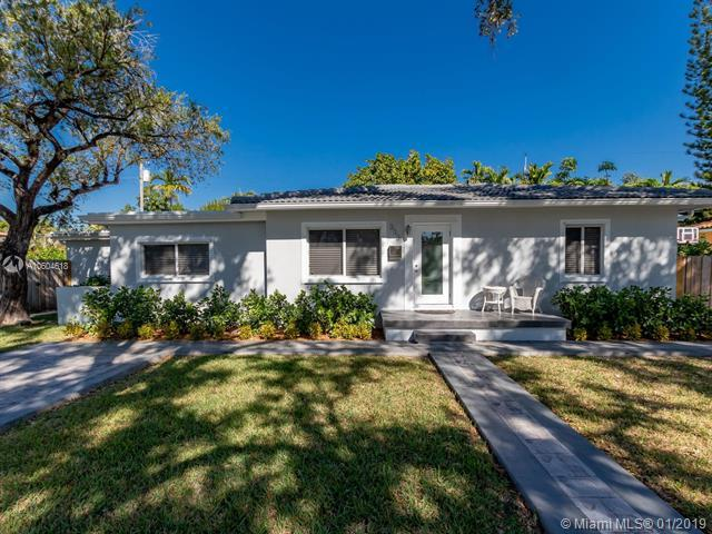 333 Linwood Dr, Miami Springs, FL 33166 (MLS #A10604618) :: The Adrian Foley Group