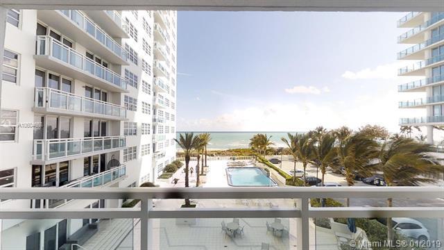 6917 Collins Ave #511, Miami Beach, FL 33141 (MLS #A10604668) :: Carole Smith Real Estate Team